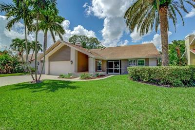 Fort Myers Single Family Home Pending With Contingencies: 8926 Banyan Cove Cir