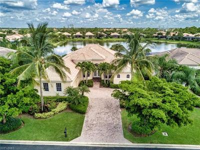 Fort Myers Single Family Home For Sale: 5684 Whispering Willow Way