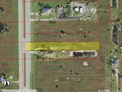 Residential Lots & Land Pending With Contingencies: Everglades Blvd N