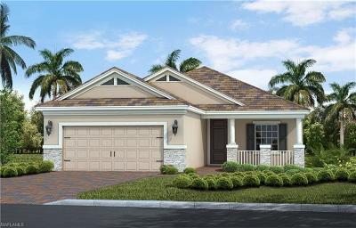Fort Myers Single Family Home For Sale: 4300 Watercolor Way
