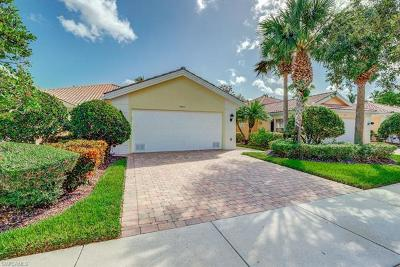 Bonita Springs Single Family Home For Sale: 15518 Fan Tail Cir