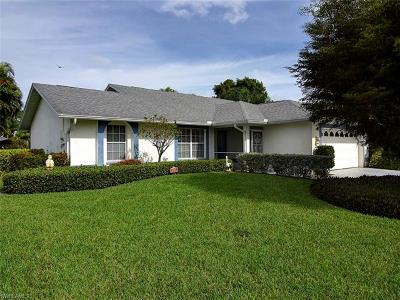 Estero Single Family Home For Sale: 22662 Island Lakes Dr