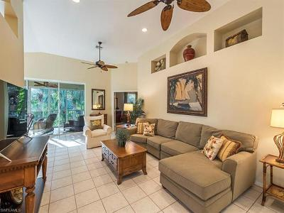 Bonita Springs Condo/Townhouse For Sale: 3291 Crossings Ct #201
