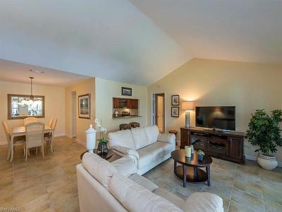 Bonita Springs Condo/Townhouse For Sale: 4241 Lake Forest Dr #522