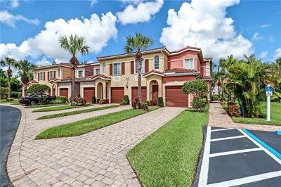 Estero Condo/Townhouse For Sale: 20272 Royal Villagio Ct #104