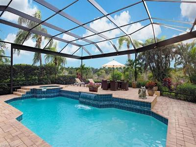 Estero Single Family Home For Sale: 23938 Sanctuary Lakes Ct