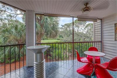 Bonita Springs Condo/Townhouse For Sale: 27115 Oakwood Lake Dr