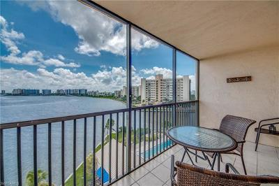 Fort Myers Beach Condo/Townhouse For Sale: 400 Lenell Rd #507