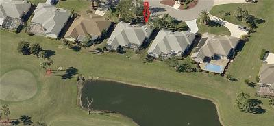 Estero Single Family Home Pending With Contingencies: 20731 Andiron Pl