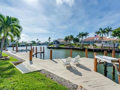Marco Island Single Family Home For Sale: 1241 Spanish Ct