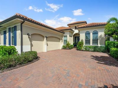 Fort Myers Single Family Home For Sale: 18570 Cypress Haven Dr