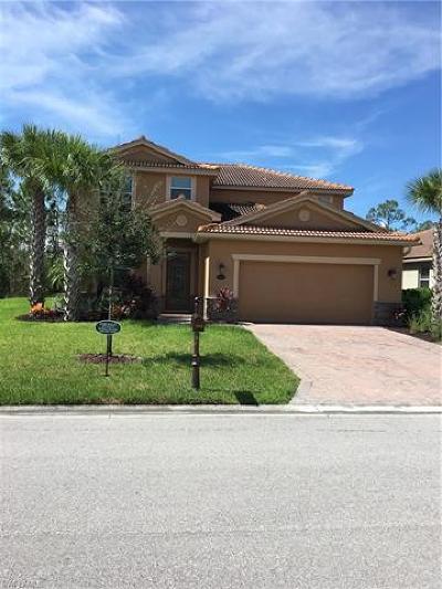 Estero FL Single Family Home Pending With Contingencies: $384,000