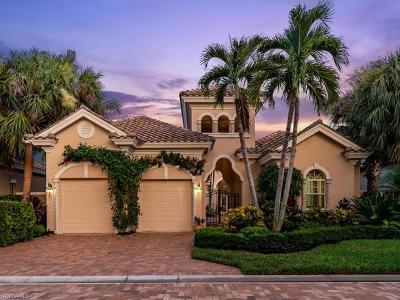 Bonita Springs Single Family Home For Sale: 26343 Mahogany Pointe Ct