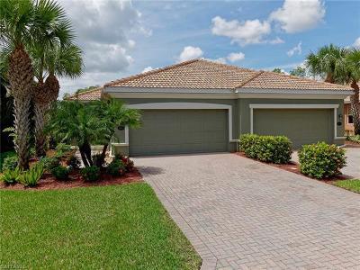 Estero Single Family Home For Sale: 21818 Belvedere Ln