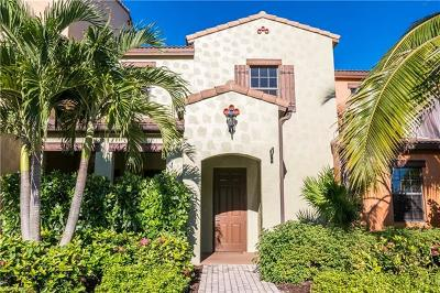 Fort Myers Condo/Townhouse For Sale: 11875 Izarra Way #8703