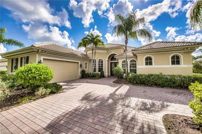 Estero Single Family Home Pending With Contingencies: 22541 Glenview Ln
