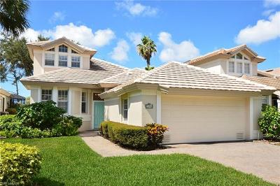 Bonita Springs Single Family Home For Sale: 27090 Enclave Dr
