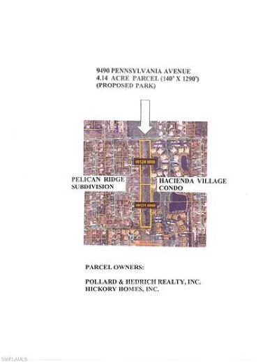 Bonita Farms Residential Lots & Land For Sale: 9490 Pennsylvania Ave