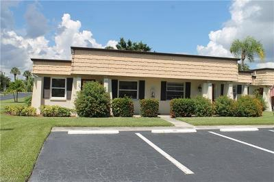 Fort Myers Condo/Townhouse For Sale: 121 Gledhill Ct