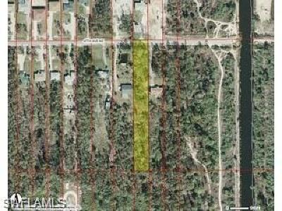 Naples Residential Lots & Land Pending With Contingencies