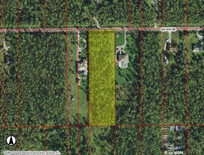 Naples Residential Lots & Land For Sale: 4140 6th Ave SE