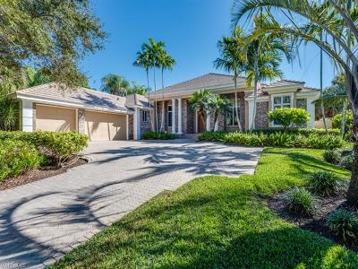 Bonita Springs Single Family Home Pending With Contingencies: 27180 Oak Knoll Dr