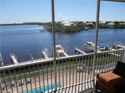 Bonita Springs Condo/Townhouse For Sale: 4975 Bonita Beach Rd #304