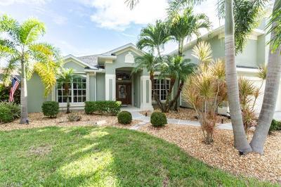 Estero Single Family Home For Sale: 23223 Shady Oak Ln