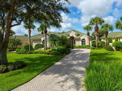Estero Single Family Home For Sale: 23108 Foxberry Ln