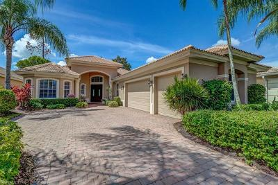 Estero Single Family Home For Sale: 20078 Markward Crcs