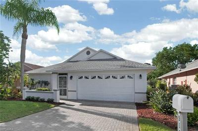 North Fort Myers Single Family Home For Sale: 9104 Palm Island Cir
