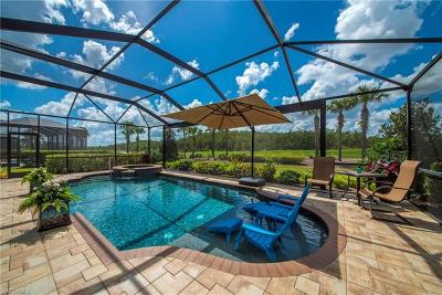 Fort Myers Single Family Home For Sale: 12420 Chrasfield Chase