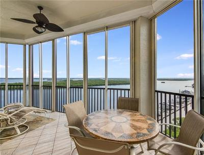 Fort Myers Beach Condo/Townhouse Pending With Contingencies: 4198 Bay Beach Ln #1P2