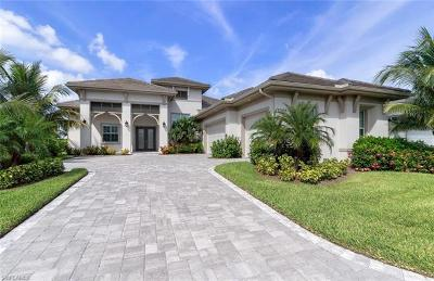 Fort Myers Single Family Home For Sale: 17209 Hidden Estates Cir