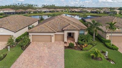 Estero Single Family Home For Sale: 13528 White Crane Pl