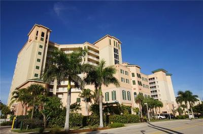 Fort Myers Beach Condo/Townhouse For Sale: 200 Estero Blvd #505