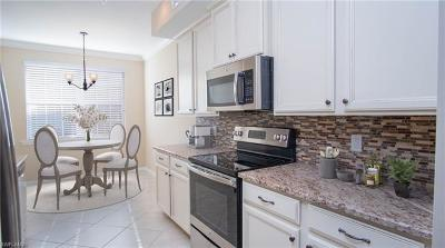 Fort Myers Condo/Townhouse For Sale: 18218 Creekside Preserve Loop #102