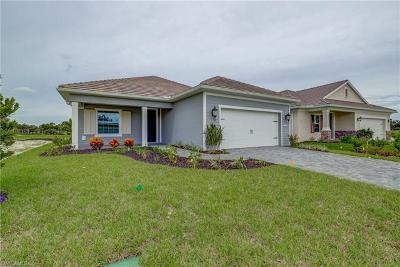 Fort Myers Single Family Home For Sale: 13890 Amblewind Cove Way