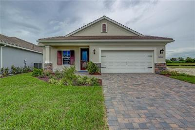Fort Myers Single Family Home For Sale: 13900 Amblewind Cove Way