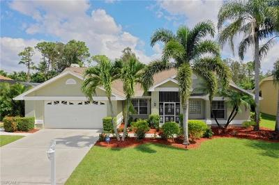 Fort Myers Single Family Home For Sale: 14909 Mahoe Ct