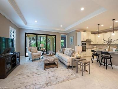 Estero, Bonita Springs Condo/Townhouse Pending With Contingencies: 4560 Colony Villas Dr #1701