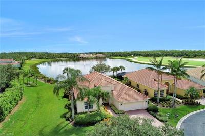 Miromar Lakes Single Family Home For Sale: 9911 St Moritz Dr