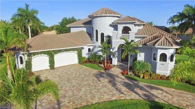 Estero Single Family Home For Sale: 20543 Wildcat Run Dr