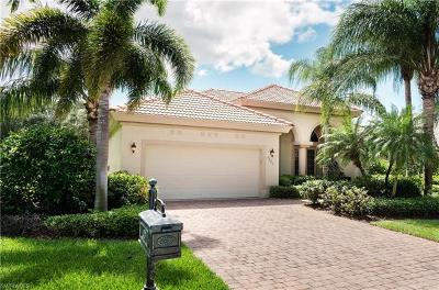 Estero, Bonita Springs Single Family Home For Sale: 22211 Kenwood Isle Dr