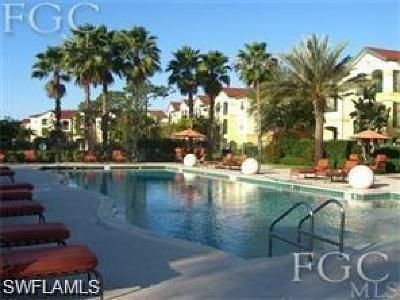 Fort Myers Condo/Townhouse For Sale: 11541 Villa Grand #822