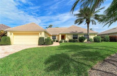 Bonita Springs Single Family Home For Sale: 9844 Treasure Cay Ln