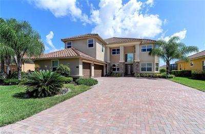 Estero Single Family Home For Sale: 21047 Bosco Ct