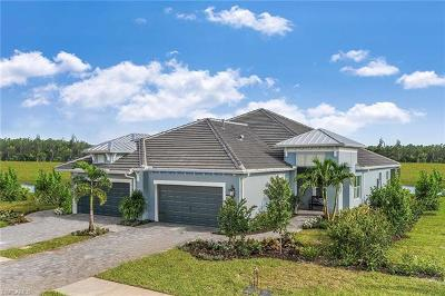 Naples Single Family Home For Sale: 2309 Ariane Dr
