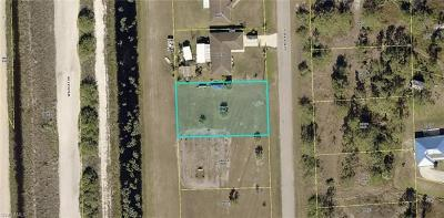 Fort Myers Residential Lots & Land For Sale: 1232 Genoa Ave S