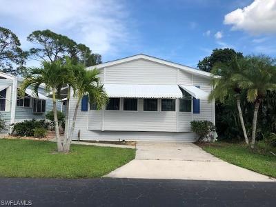 Estero Condo/Townhouse For Sale: 20191 Cumberland Ct